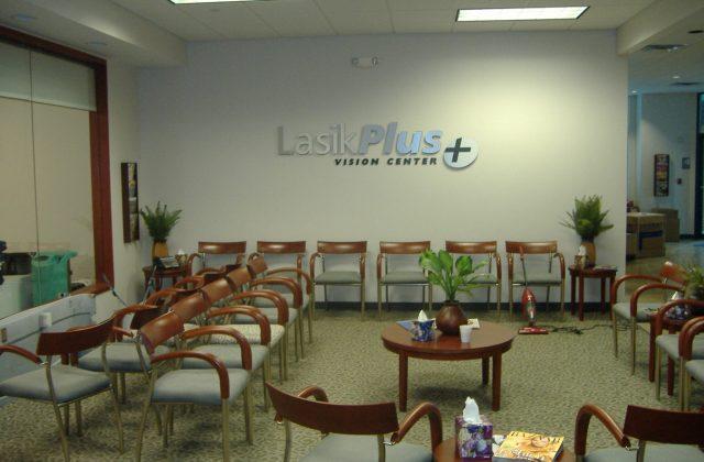 Lasik Waiting area 2